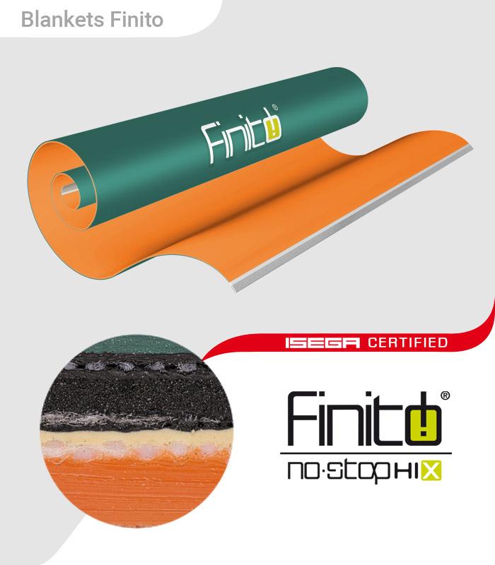 Finito NoStop Hi-X