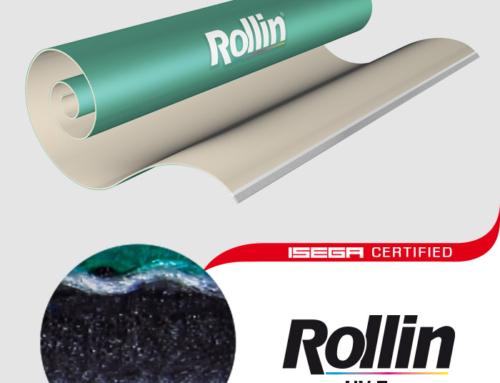 Rollin UV-E – Packaging