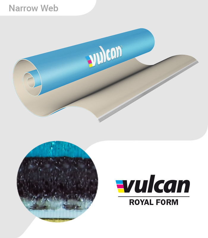 Vulcan Royal Form