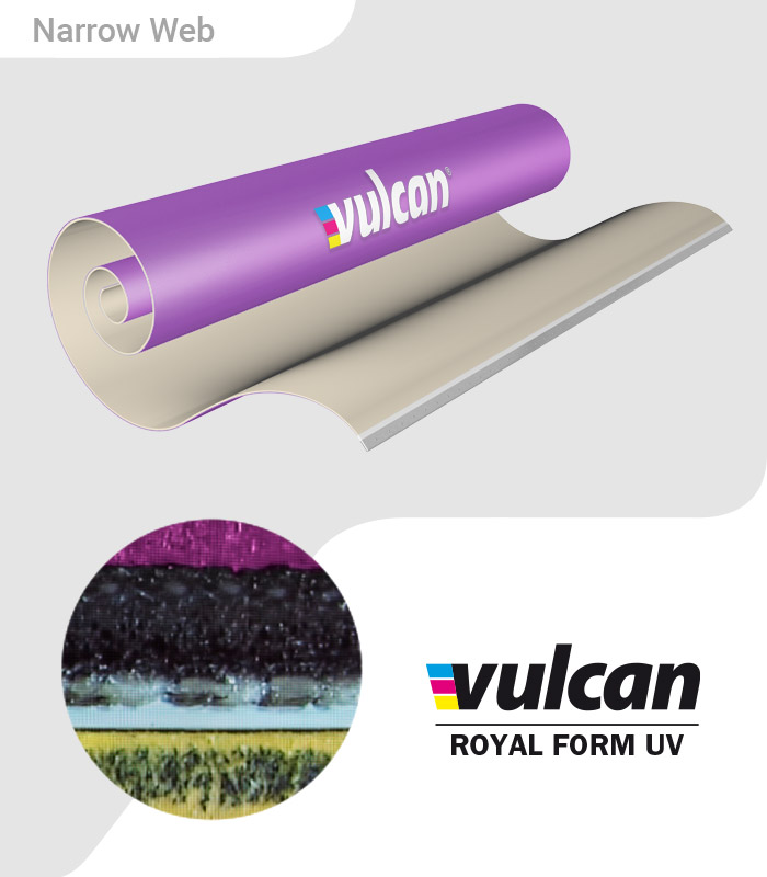 Vulcan Royal Form UV