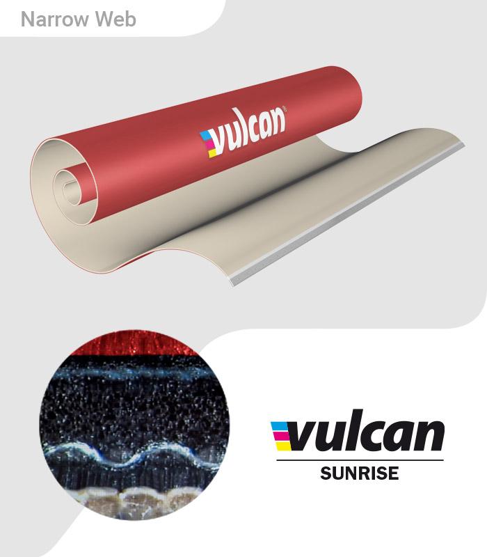 Vulcan Sunrise
