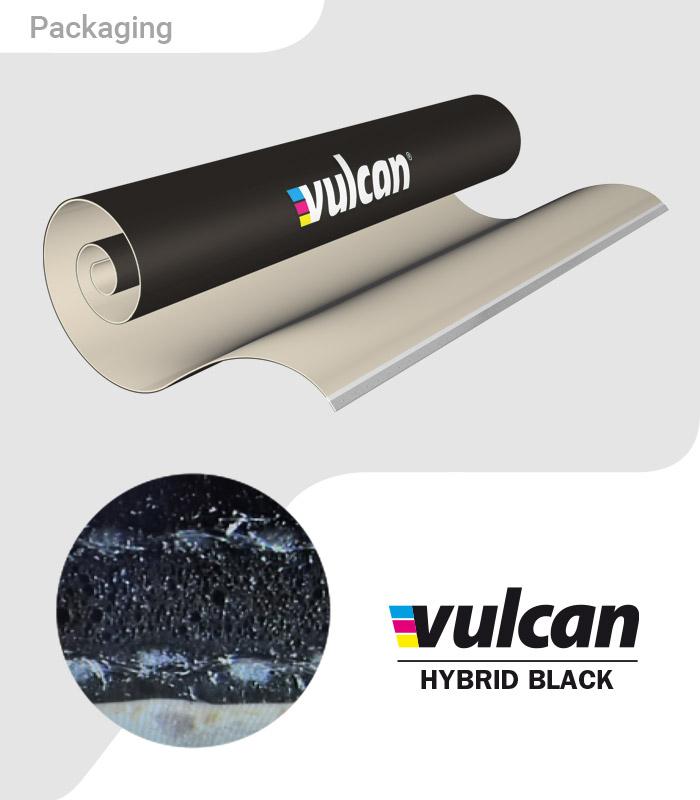Vulcan Hybrid Black
