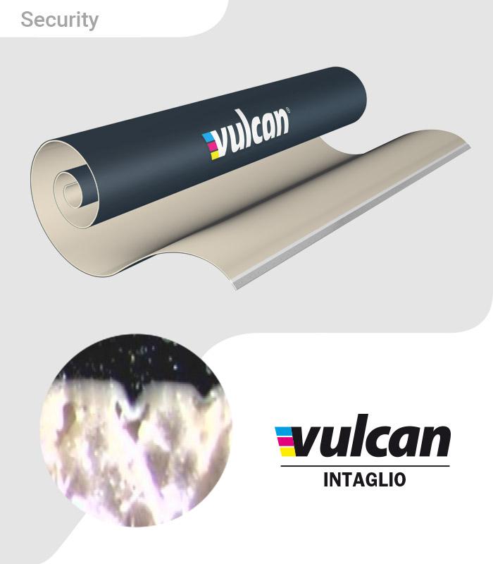 Vulcan Intaglio
