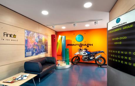 Printgraph Entrance